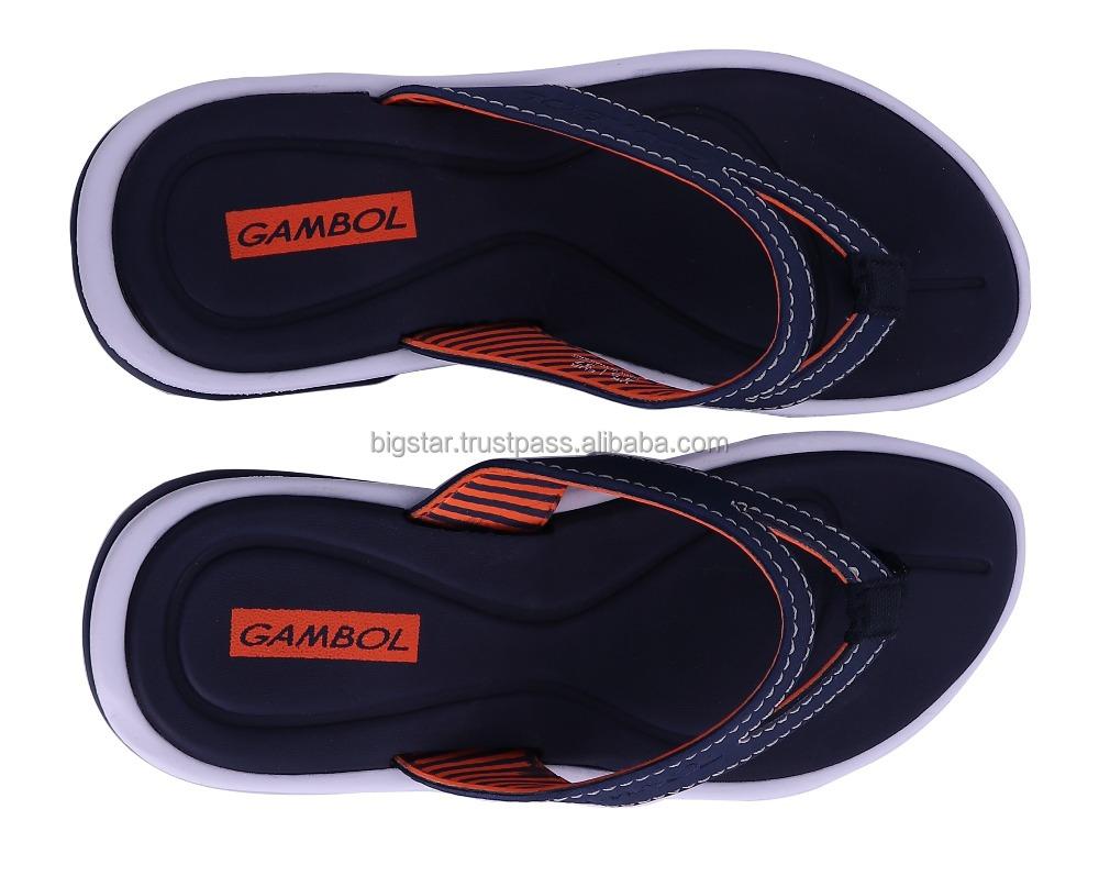 6ab854ac8e9f No.1 Thailand Shoes Brand - GAMBOL (Soft) GW41119 - Navy