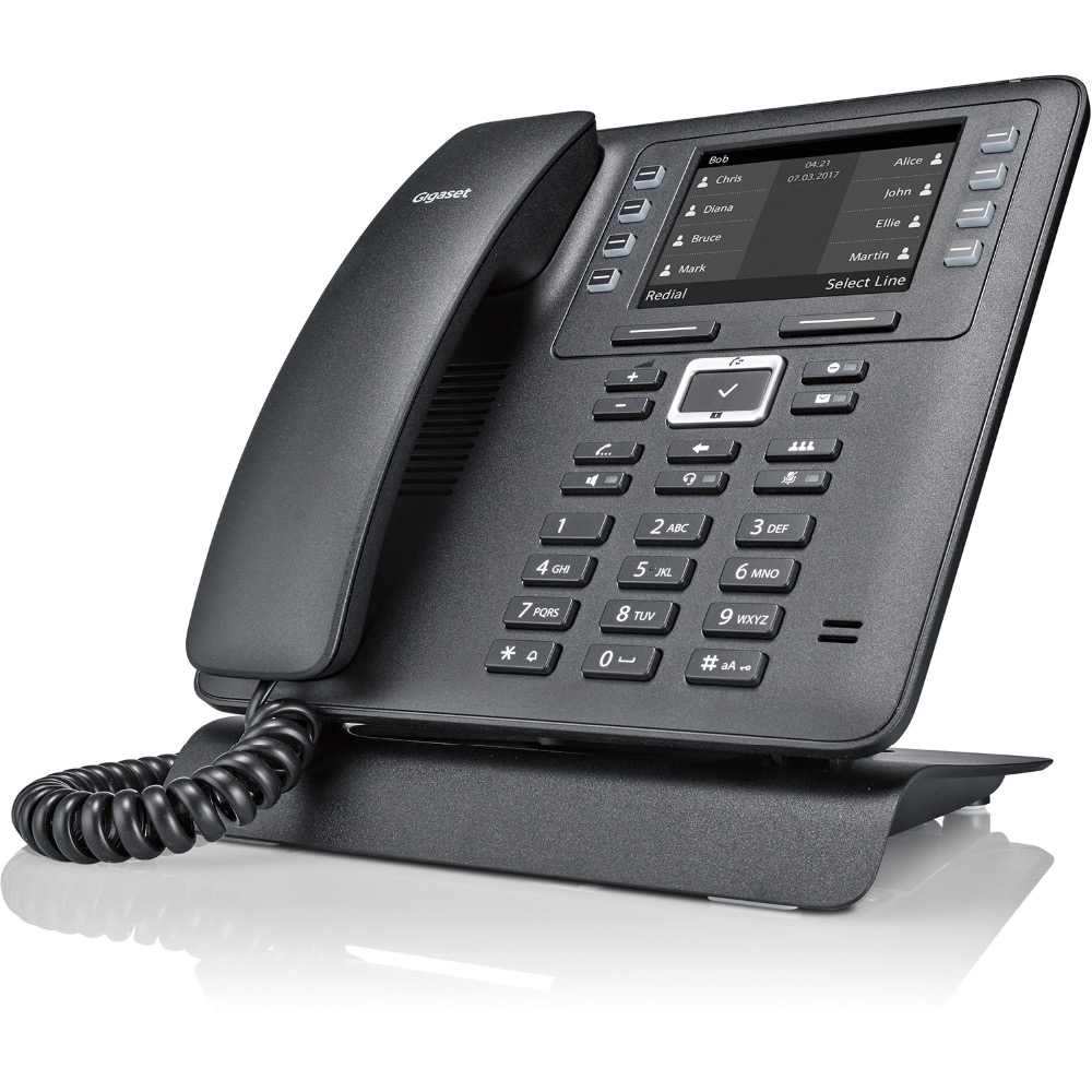 Gigaset Pro Maxwell 2-Voip SIP IP Điện Thoại