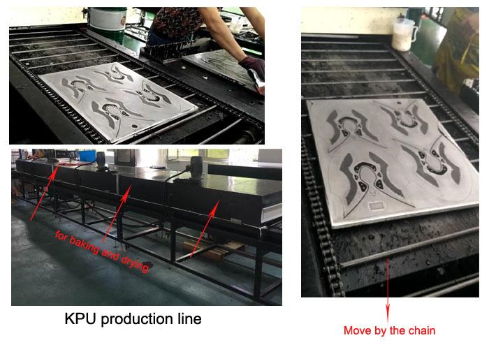 kpu production line