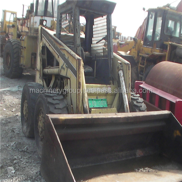 Skid Steer USED Bobcat 980 carregadeira de rodas / 2007 usada bobcat mini carregadeira de rodas for sale