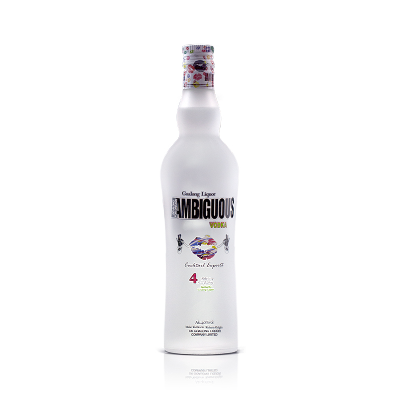 Prime distilling vodka for bulk supplier with cheap price