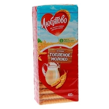 "Sugar Buscuit ""Melted Milk"" 130 gr"