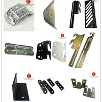 Furniture hardware fittings bed sofa couch brackets rail hooks bed bracket hinges