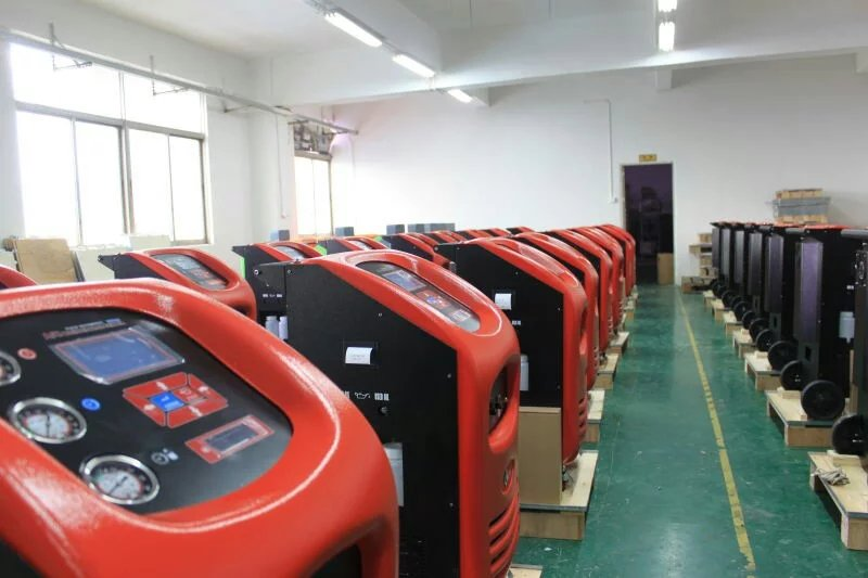 GAT AC Cleaning Service Machine For Car Garage Equipment, View ac machine,  GATMATIC Product Details from GAT Machinery Co , Ltd  on Alibaba com