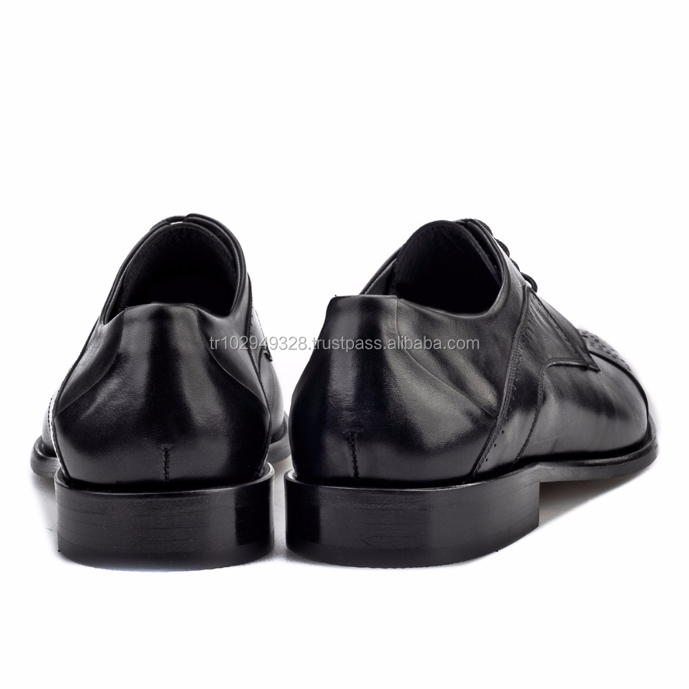 Leather Men 1 Shoes Dress 2669 Derby q7qZv