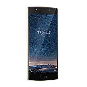 Generic DOOGEE BL7000, 4GB+64GB, Dual Back Cameras, DTouch Fingerprint, 7060mAh Battery, 5.5 inch Android 7.0 MTK6750T Octa Core up to 1.5GHz, Network: 4G, OTG, OTA, Dual SIM (Gold)