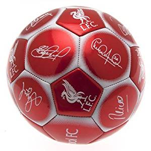 Liverpool F.C. Football Signature by Liverpool F.C.