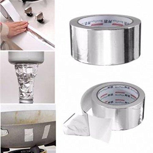 Heatshield Products 340110 Cool 1-Inch Wide X 10-Feet Heat Shield Foil Tape