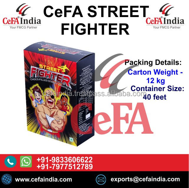 CeFA STREET FIGHTER
