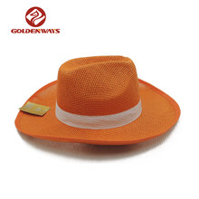 Blaze Orange Cowboy Hat c6d27ee8013
