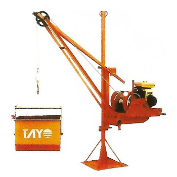 Factory Direct Supply Mini Crane