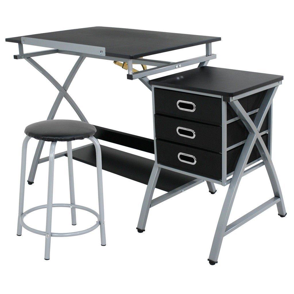 Marvelous Buy Drawing Desk Station Mdf Desktop Adjustable Drafting Creativecarmelina Interior Chair Design Creativecarmelinacom