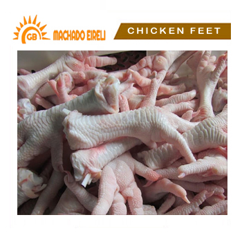 "Halal Clean Grade ""A"" Processed Chicken Feet / Processed Frozen Chicken Paws Brazil"