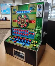 Coin Bedienen LED Slot Roulette Machine
