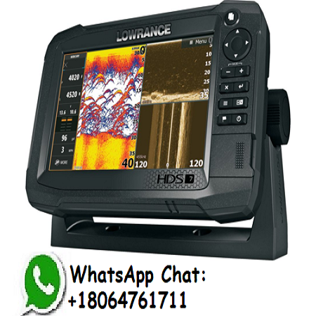 VENTURES OFFER FOR Lowrance - HDS-7 Carbon ROW with TotalScan Transducer/ IN STOCK