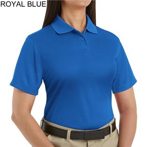 women cheap dry fit polo t shirt wholesale from Pakistan supplier