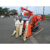 Good quality second hand japan rice harvester with high admiration