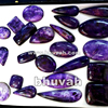 highest top selling good rating brilliant AAA quality natural sugilite cabochon