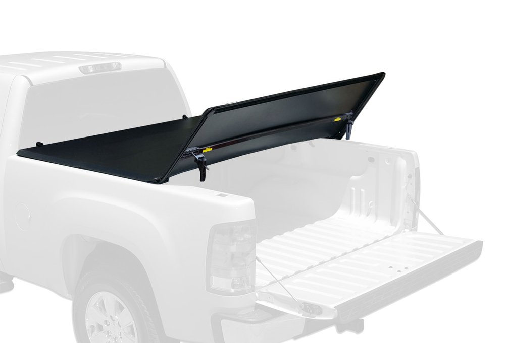 Buy Tyger Auto Tg Bc3t1531 Tri Fold Truck Bed Tonneau Cover 2016 2018 Toyota Tacoma Fleetside 6 Bed For Models With Or Without The Deckrail System In Cheap Price On Alibaba Com