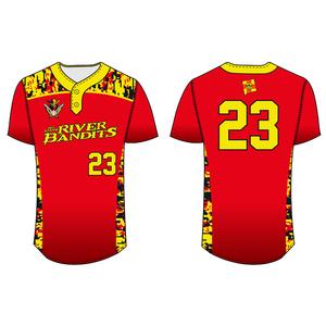 91ba2698c11 2015 Custom Dye Sublimation softball baseball jersey wholesale custom  Baseball Jerseys