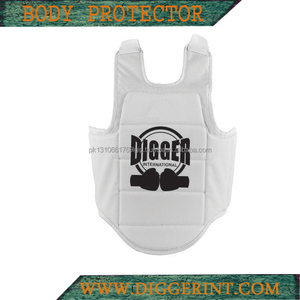 WKF karate men chest guard body protector karate protector Wholesale Manufacturer in Pakistan DG-2048