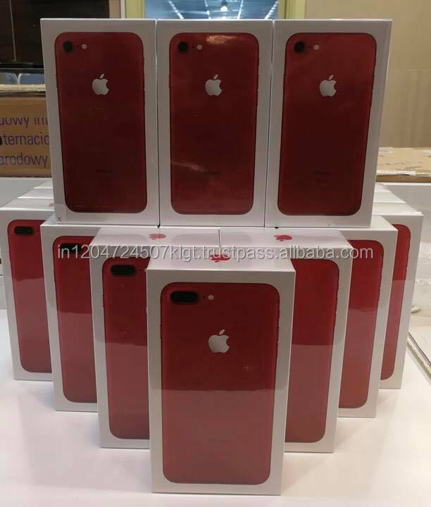Wholesale Newest Released for Apple original Latest RED phone unlocked Phone 5S 6S 7 & 7 plus 16GB 32GB 128GB 256GB
