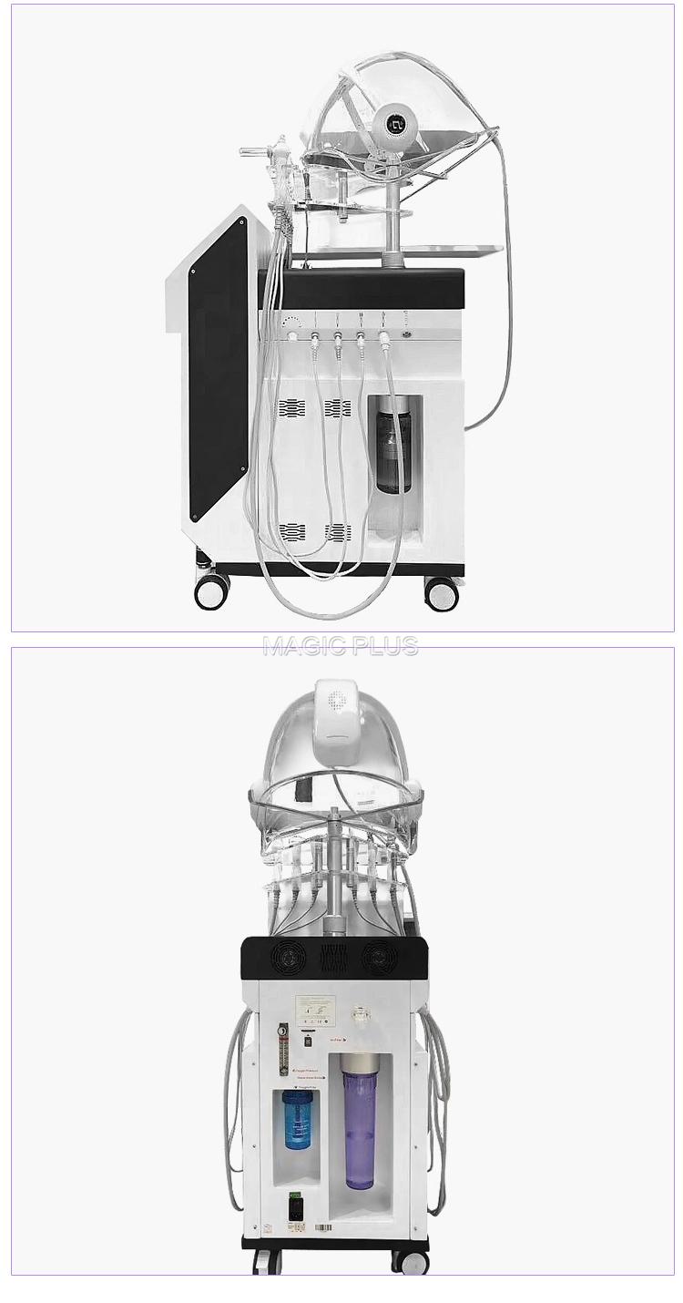 2018 neue Hautpflege-Maschine Beauty Equipment / Hydra Microdermabrasion Gesichtsmaschine