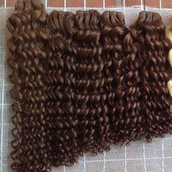 Natural Afro Kinky Curly Clip Ins In 4B 4C Hair Extensions