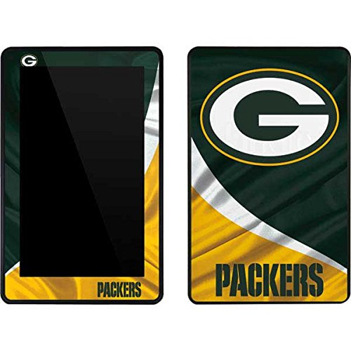 NFL Green Bay Packers Kindle Fire Skin - Green Bay Packers Vinyl Decal Skin For Your Kindle Fire