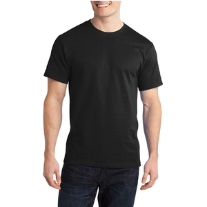 High Quality 100% Cotton, Biowash Short Sleeve Custom Round Neck Tshirt