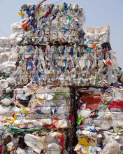 MIX RIGID-HARD PLASTIC SCRAP - WASTE BALES