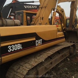 used cat 330 excavator 330bl excavator caterpillar 330b excavator for sale