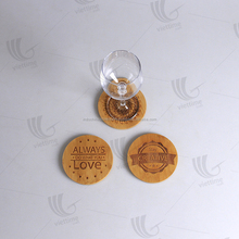 Vietnam wood coasters cup holder