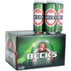 Becks/Bavaria/Carlsberg/Corona Beer 33cl bottle and cans drink