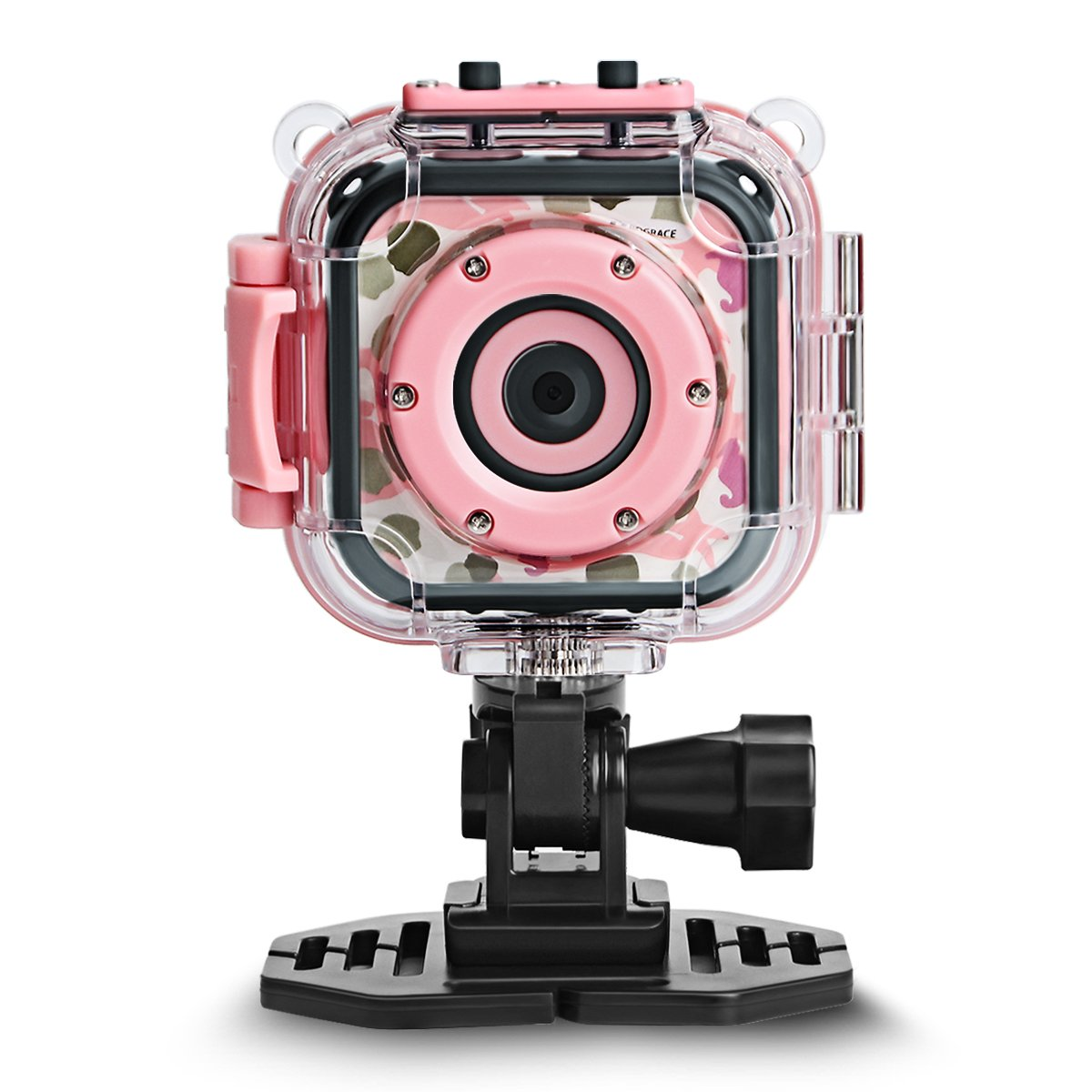 Get Quotations DROGRACE Children Kids Camera Waterproof Digital Video HD Action 1080P Sports Camcorder DV For