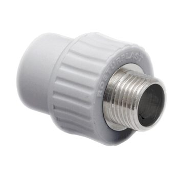 "Socket Pipe Coupling Male 25x3/4"" for PPR pipes price list"