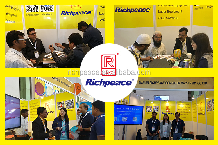 Richpeace Template Laser Cutting Machine