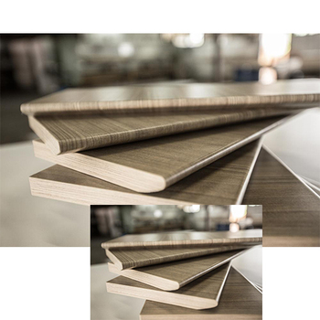 High Quality Post Form Bevelled Edge Door Composite Counter Table