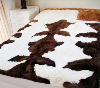 Baby Alpaca Rug Bedspread