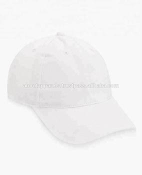 7b4f9894d5 Atacado unisex pai em branco chapéu preto liso branco boné de beisebol e  chapéu homens