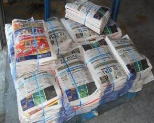 Good Quality OINP OCC Waste Paper Scrap Paper/ Over Issued News Paper Scrap
