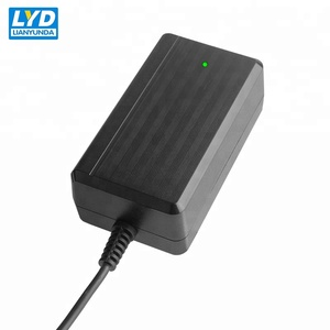 ac dc adapter output li ion battery 12.6v charger