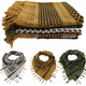 Hunting Army Military Tactical Keffiyeh Shemagh Desert Arab Scarf