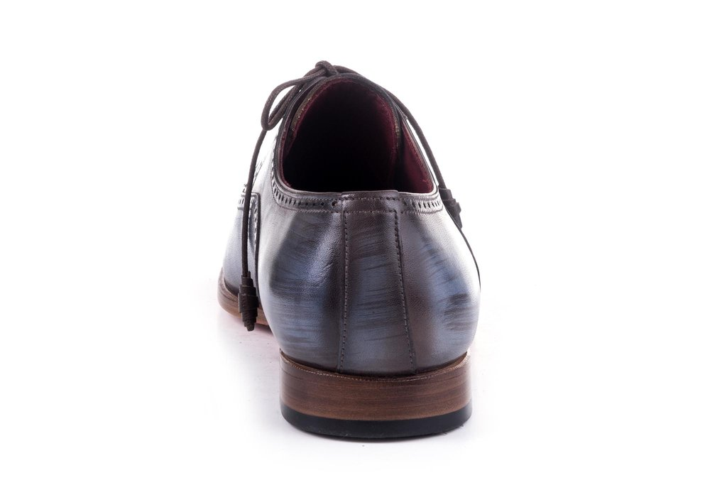 men's Handpainted leather for Handpainted shoes for shoes Handpainted shoes men's leather leather for 475gwq