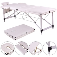 Adjustable, Portable, Fold, Spa, Massage, Table Bed