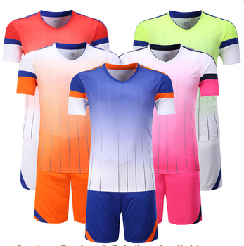 Cool Wholesale Football Jersey Training Uniform Soccer Shirt   Short ... 510ccdbde