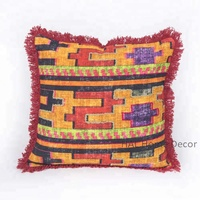 Wholesale embroidered Pillow case, colorful Couch Cushion, cushions for Home Decor
