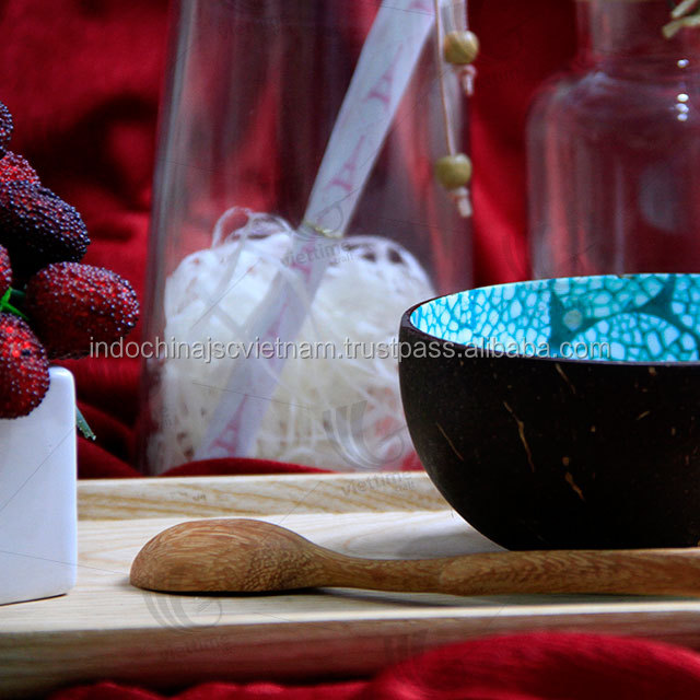 Coconut bowl wholesale/ hand made in Vietnam