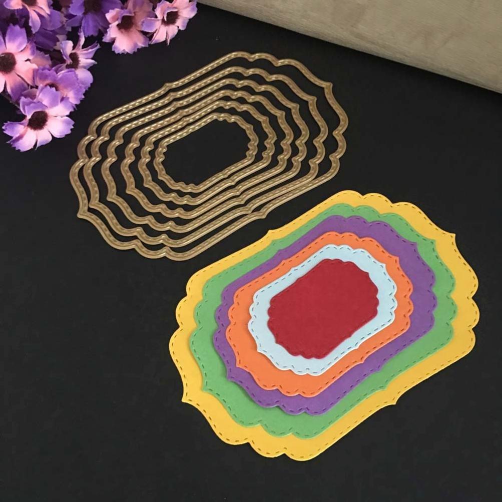 Clearance!! 2018 Metal Die Cutting Dies Stencil for DIY Scrapbooking Album Paper Card Decor Craft