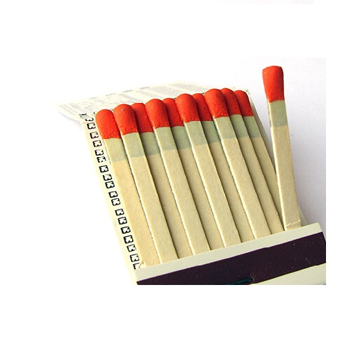 BOOK Safety Matches